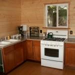Eshamy Bay Lodge Cook House