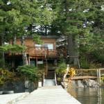 Eshamy Bay Lodge Docks