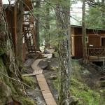 Eshamy Bay Lodge Hiking