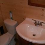 Eshamy Bay Rental Cabins Bathrooms