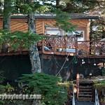 Eshamy Bay Lodge Cookhouse