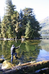 Prince William Sound Fly Fishing