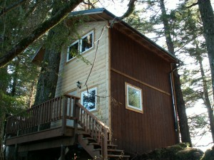 Prince William Sound Cabin Rental