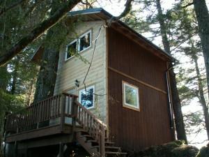 Prince William Sound Cabin Rental