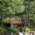 Eshamy Bay Lodge Cookhouse and Wildlife Viewing